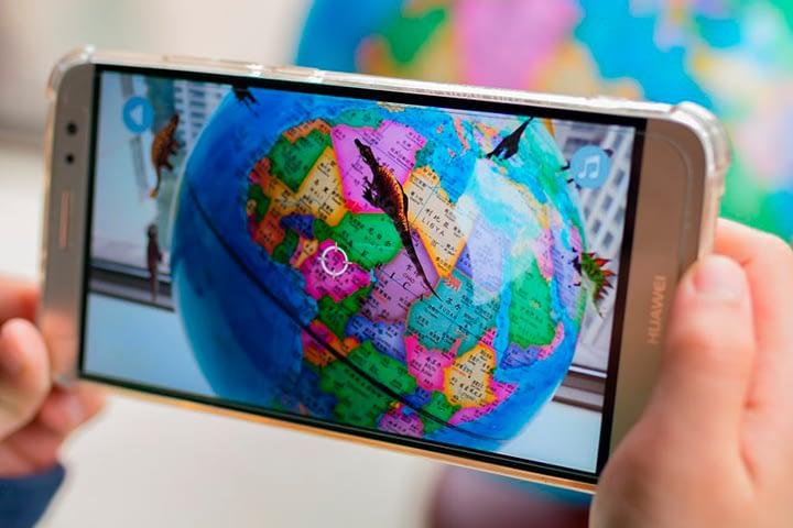Realidade aumentada: uma nova experiência de aprendizado