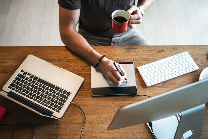 Como trabalhar em casa: Utilizando a tecnologia a seu favor