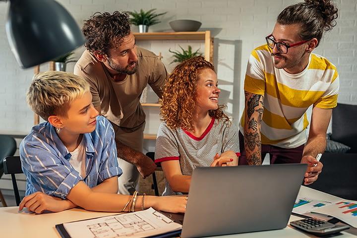 Como manter os colaboradores engajados nos treinamentos online?