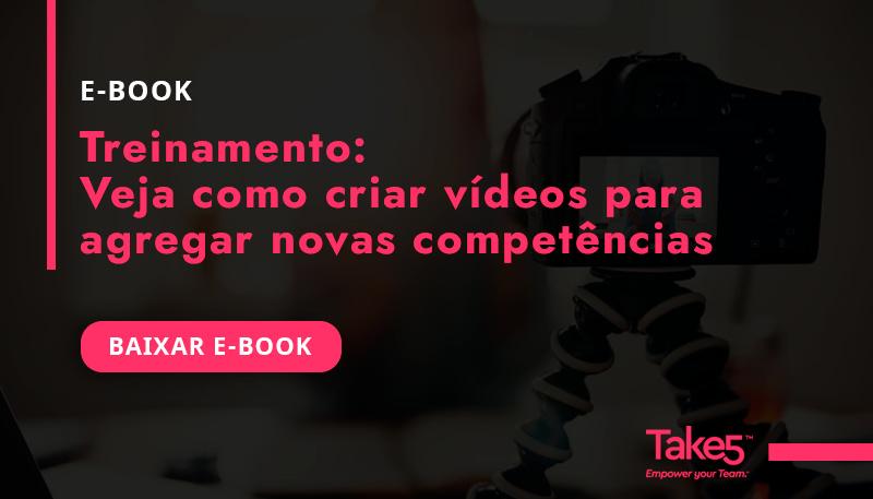 Treinamento - Veja como criar vídeos para agregar novas competências