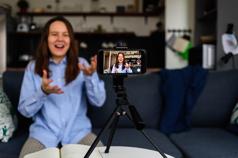 Vídeos no E-learning